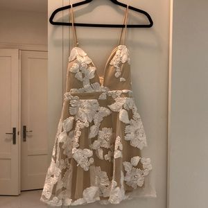 Luxel Boutique Floral Dress NEW WITH TAGS!
